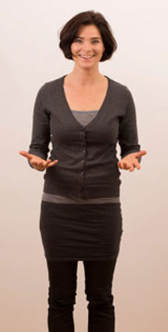 Körpersprache Traning 1