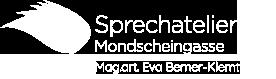 Sprechatelier Mondscheingasse Logo
